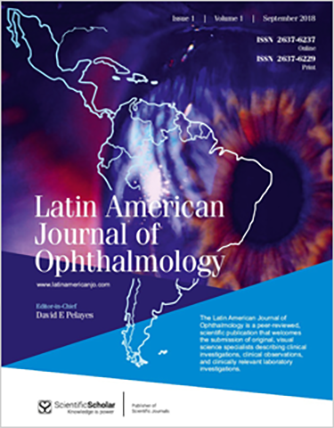 Latin American Journal of Ophthalmology